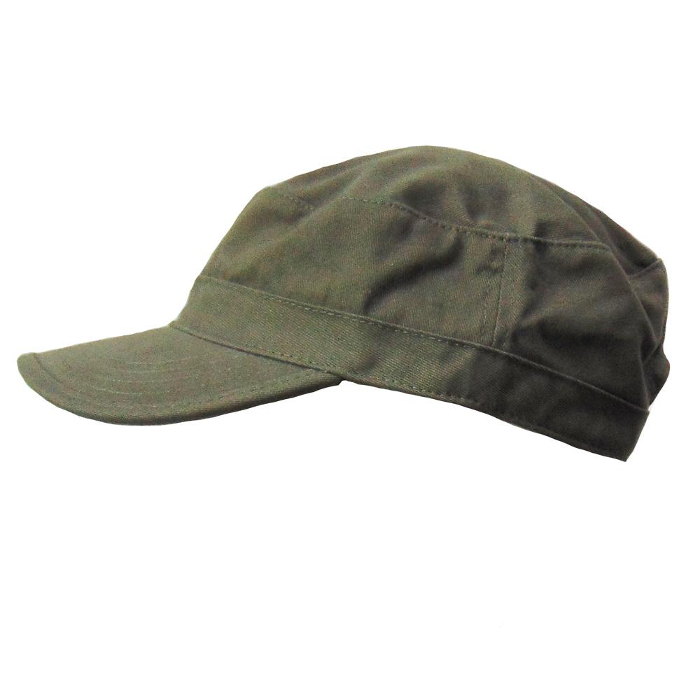 Army Cuba Cap - Olive-Grün