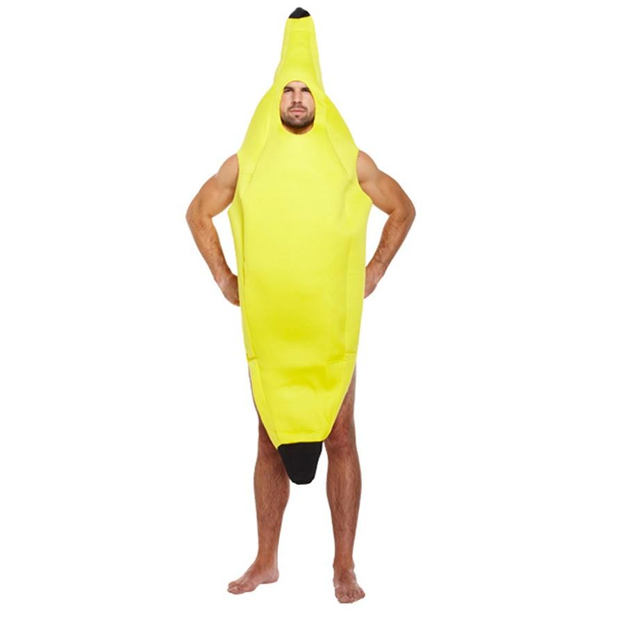 Bananen-Kostüm