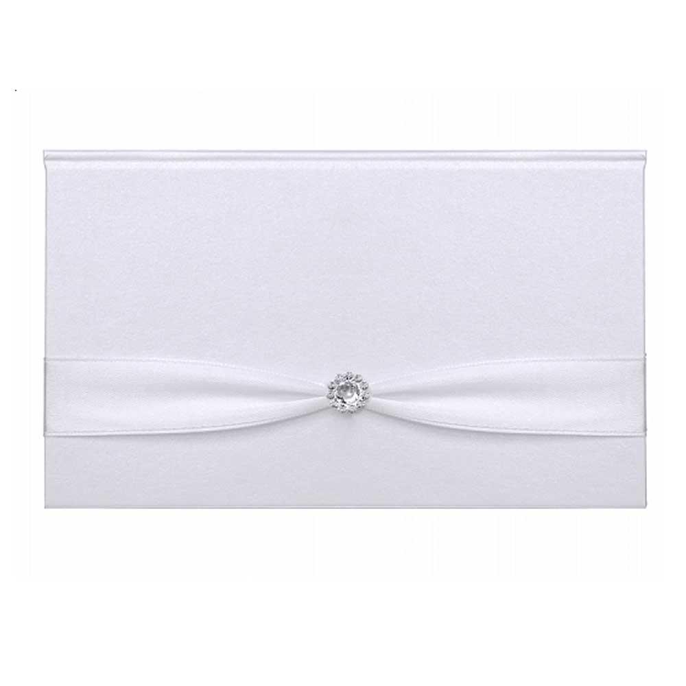 Box für Geldgeschenke in Weiß