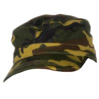Armee Cap im Camouflage Muster