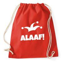 Rucksack-Tasche mit Alaaf-Motiv für Karneval