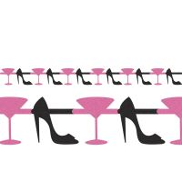 "Party-Girlande ""Ladies Night"""