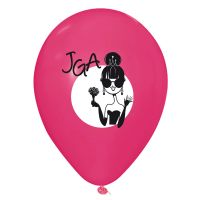 "JGA-Luftballons ""Dolly"""