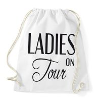 "Rucksack ""Ladies on Tour"" – Plain"