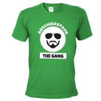 "T-Shirt ""The Gang"" - Grün"