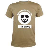 "T-Shirt ""The Gang"" - Khaki"