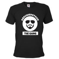 "T-Shirt ""The Gang"" - Schwarz"