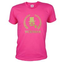 "T-Shirt ""Bräutigam"" - Deluxe - Pink"