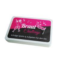 """JGA Aufgaben-Karten """"Braut Challenge"""""""