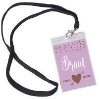 VIP Braut-Pass fuer den Junggesellinnenabschied