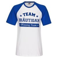 "T-Shirt ""Team Bräutigam"""