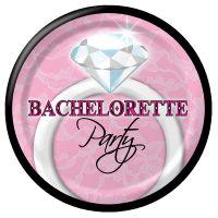 "Pappteller ""Bachelorette Party"""