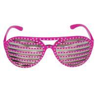 Shutter Brille - Pink