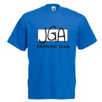 "T-Shirt ""JGA Drinking Team"""