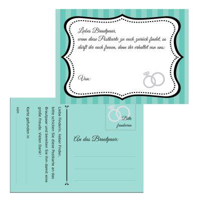 Originelle Hochzeit-Ballonkarten von Penny Roger