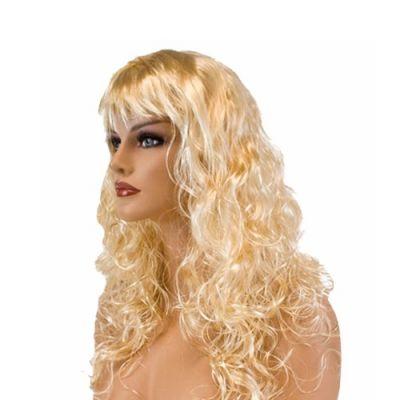 Blonde Prinzessinnen-Perücke