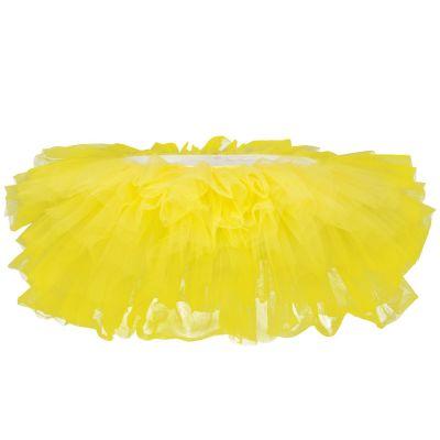 Gelbes Fun-Tütü - Tüllrock für Fasching und Junggesellenabschiede
