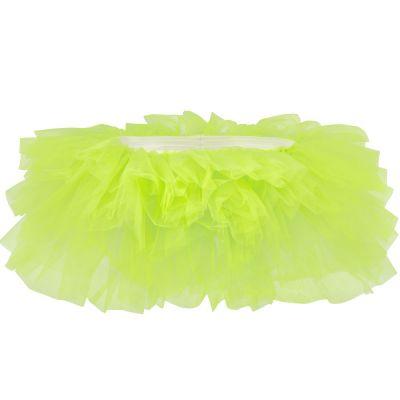 Grünes Fun-Tütü - Tüllrock für Fasching und Junggesellenabschiede