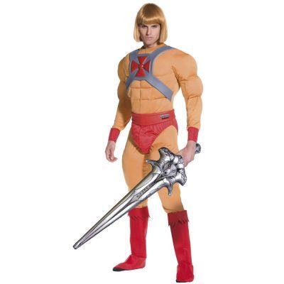 He-Man Kostüm für Herren - mit Schwert
