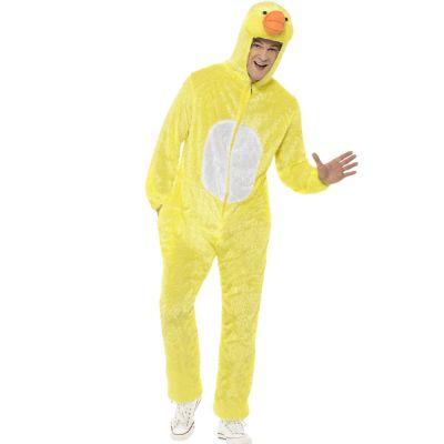 Gelbes Herren Chicken-Kostüm für den Junggesellenabschied