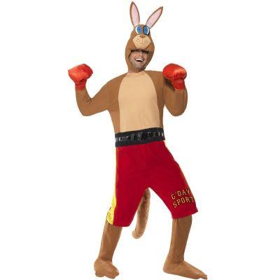 Känguru-Kostüm
