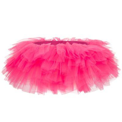 Pinkfarbenes Mini-Tütü für JGA und Männerballett