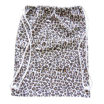 Rucksack-Tasche im Leoparden-Design
