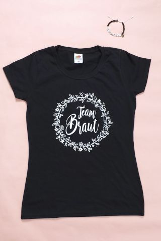 Stilvolles JGA-Outfit für Frauen - Team Braut
