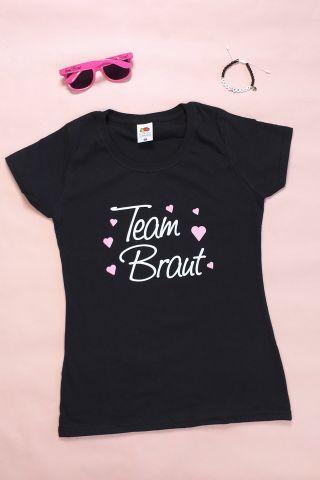 Damen JGA Verkleidung - Team Braut