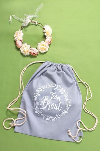 Junggesellinnenabschied-Accessoires für Frauen - Floral