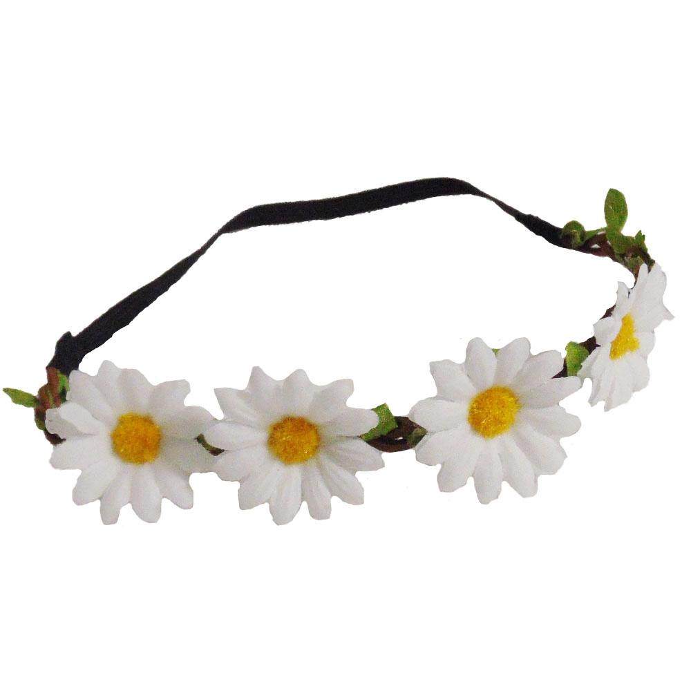 Damen Haarband mit Gaensebluemchen