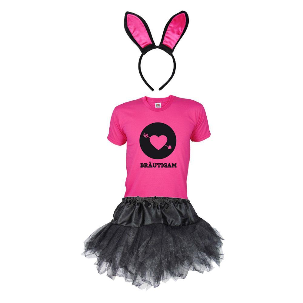 Braeutigam Hasen-Kostuem - Bunny fuer den Junggesellenabschied
