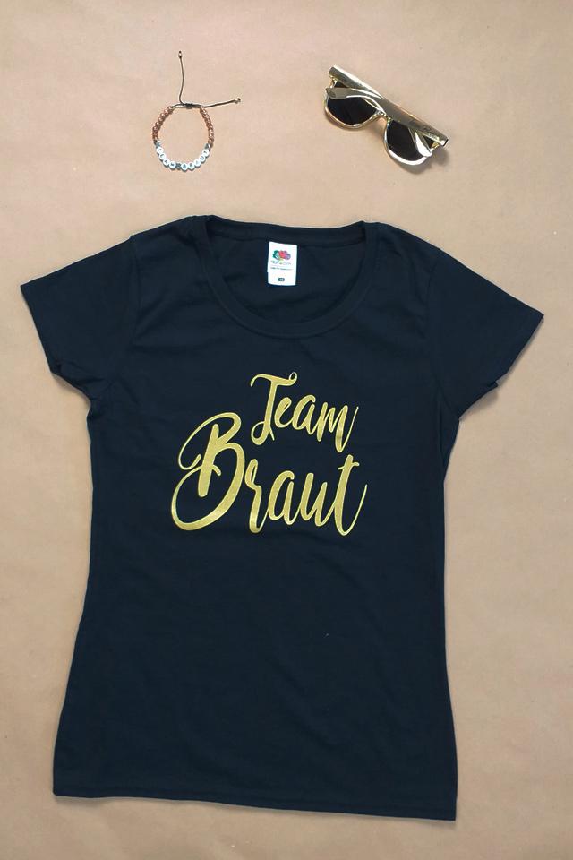 JGA Kleidung und Accessoires für Frauen im Gold-Stil