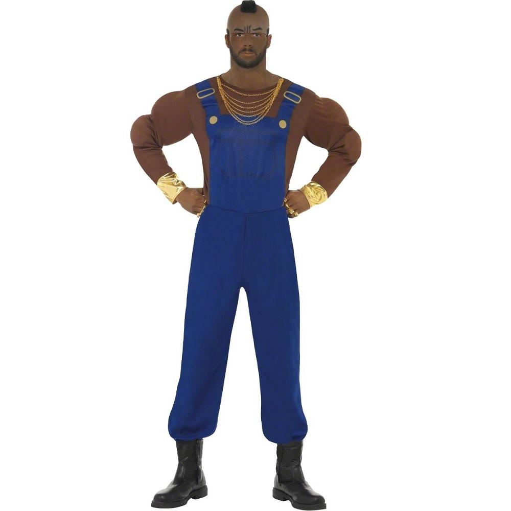 JGA Kostüm Mr. T