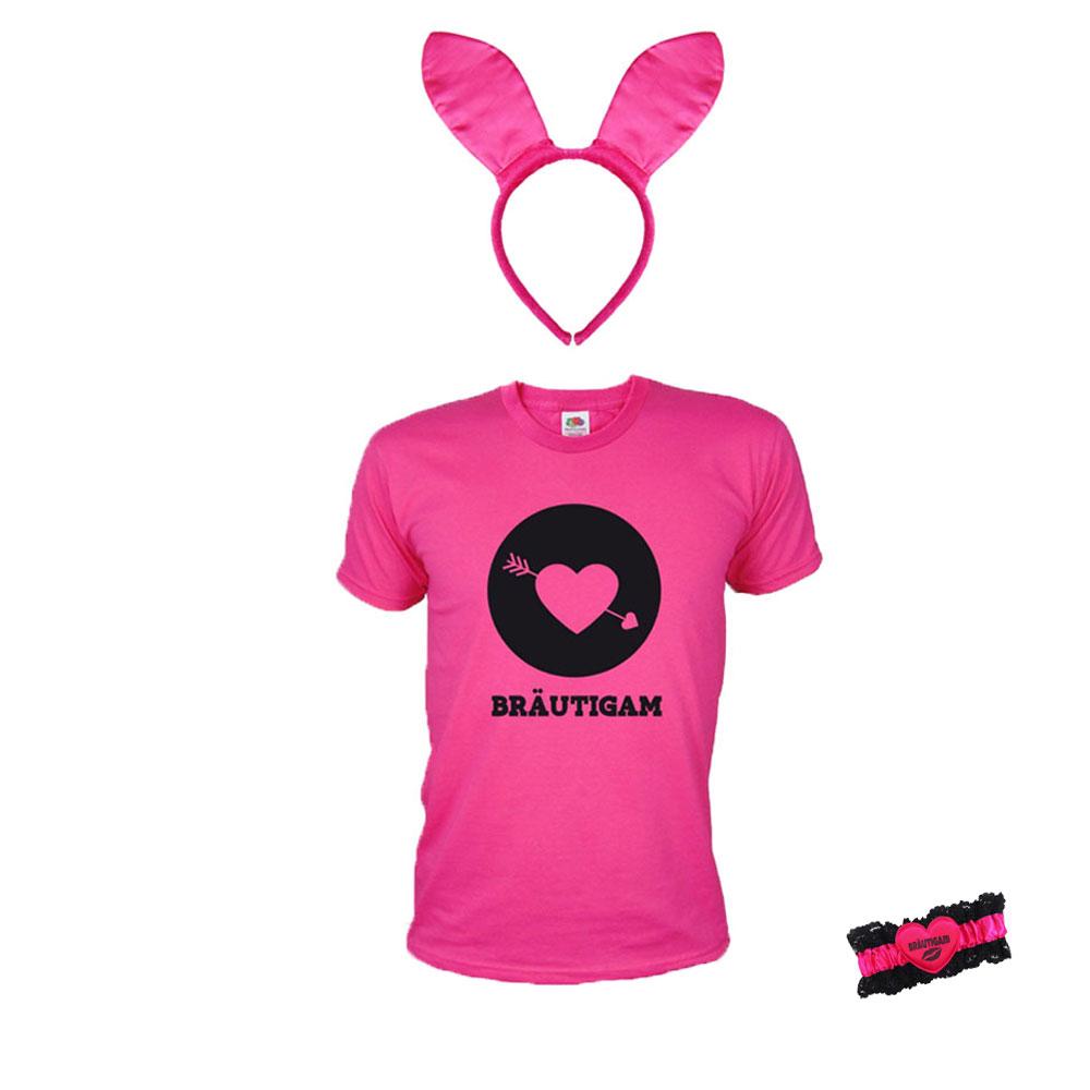 Bräutigam Hasen-Kostüm - Bunny für den Junggesellenabschied