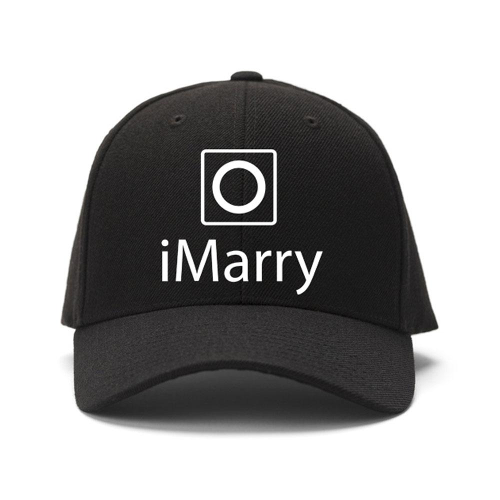 JGA Trucker Cap mit I-Marry-Motiv für den Bräutigam