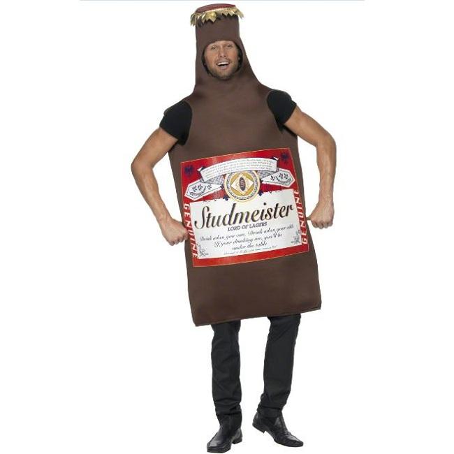 JGA Bierflaschen-Kostüm