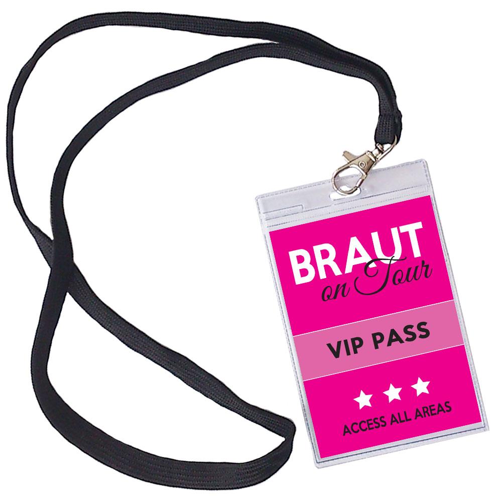 VIP Pass / Ausweis