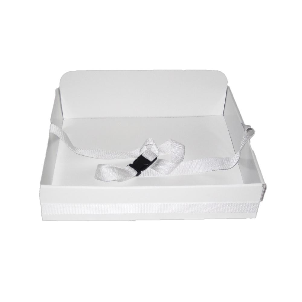 Junggesellenabschied-Bauchladen aus Karton