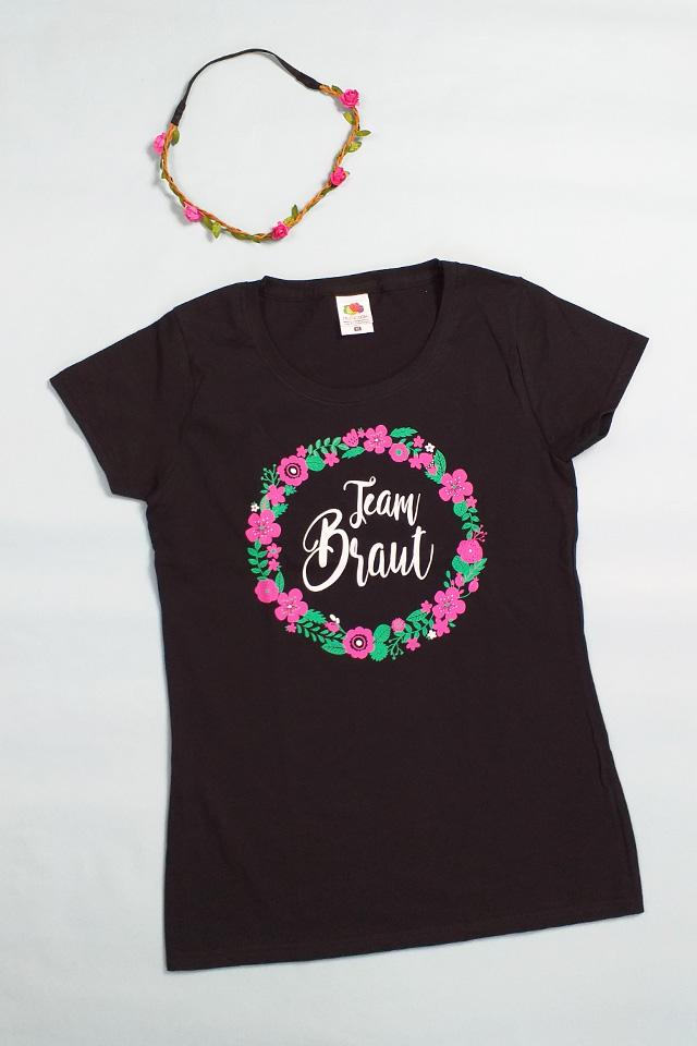 Junggesellenabschied Outfit-Idee - Damen - Blumen