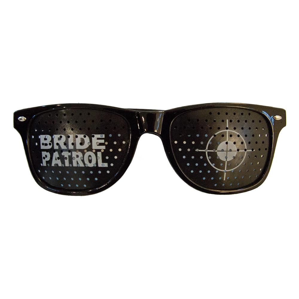 JGA-Rasterbrille Bride Patrol