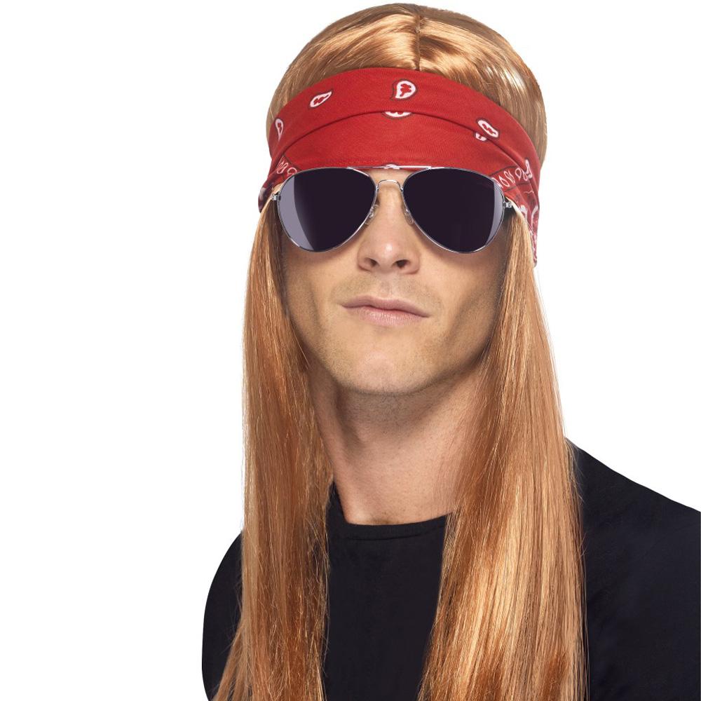 Rockstar Kostüm-Set für Herren