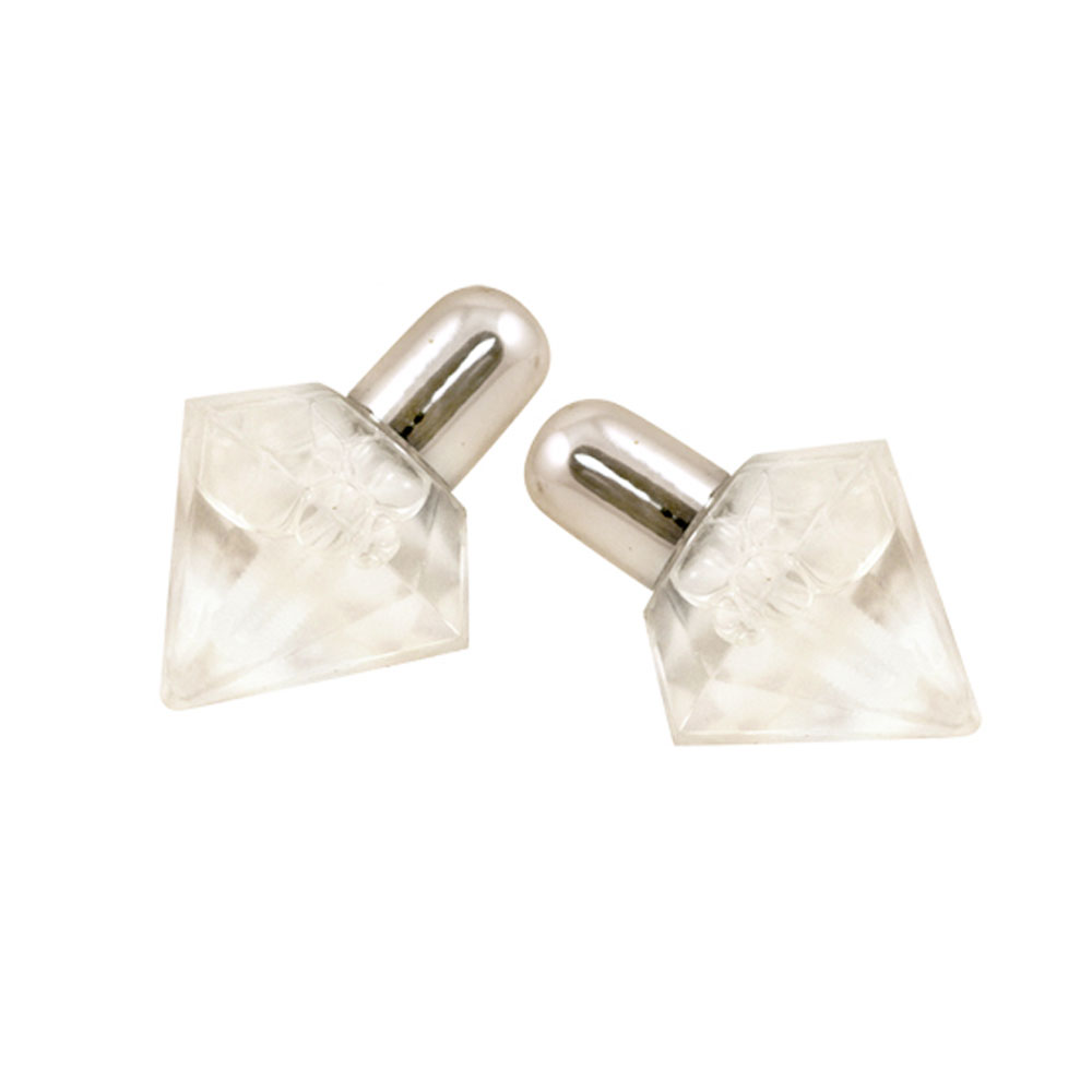 Seifenblasen-Fläschen in Diamantform