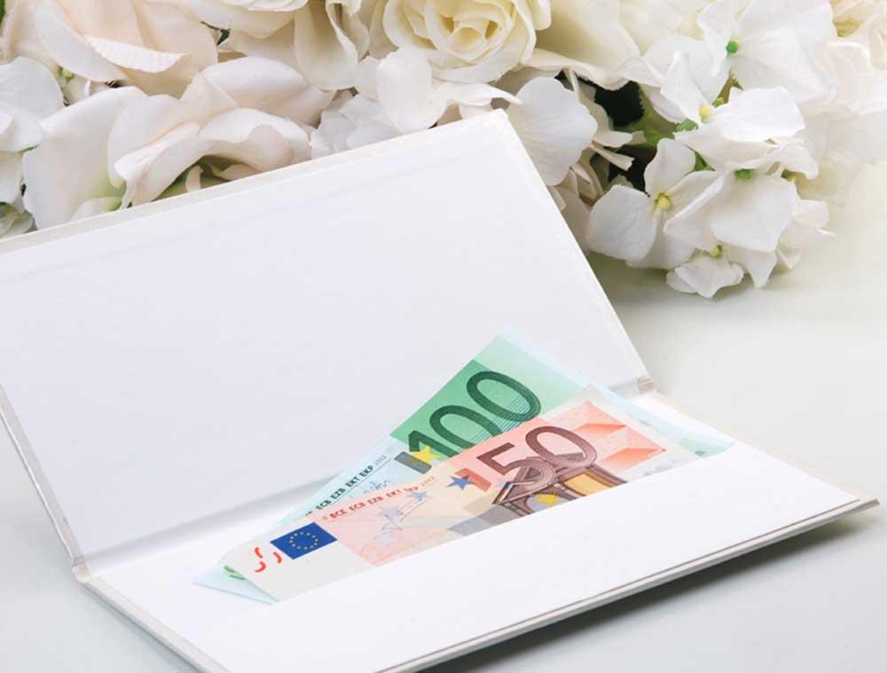 Geldgeschenk umschlag im vintage look hochzeit for Hochzeit geldgeschenk hohe