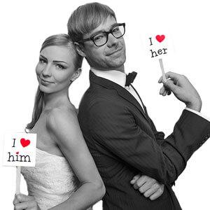 Hochzeit-Zubehör für Trauzeugen