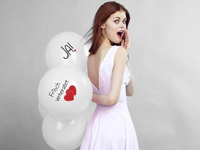 Hochzeit - Ideen und Überraschungen für das Brautpaar