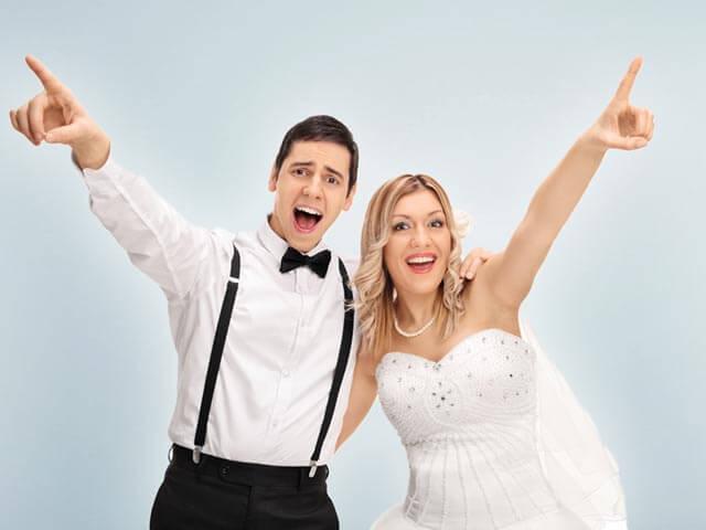 Hochzeitsspiele 12 Tolle Spiel Ideen Für Die Hochzeit
