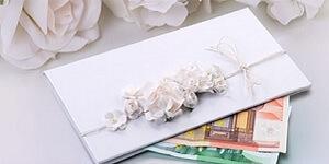 Geldgeschenk mit Umschlag