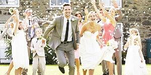Hochzeitsbräuche und Traditionen