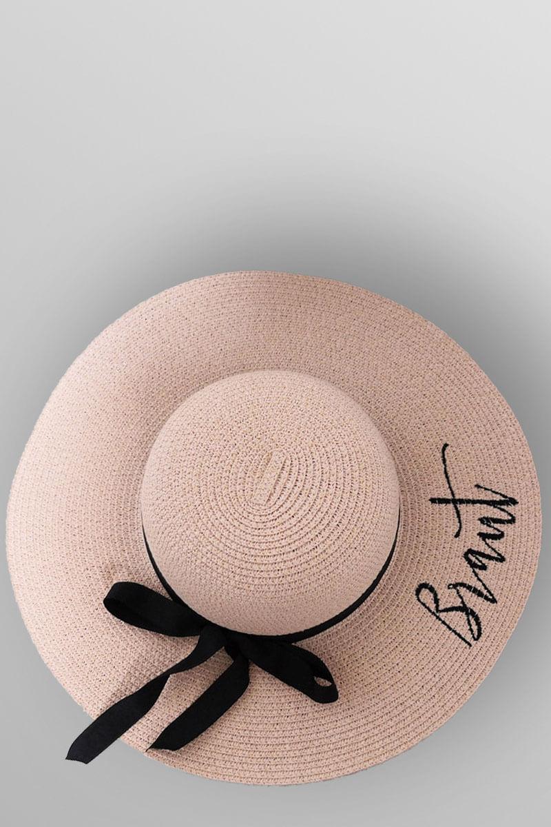 Stylishe JGA-Sonnenhüte für Frauen